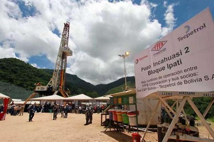 YPFB descongela regalías del campo Incahuasi; Santa Cruz y Costas reactiva obras