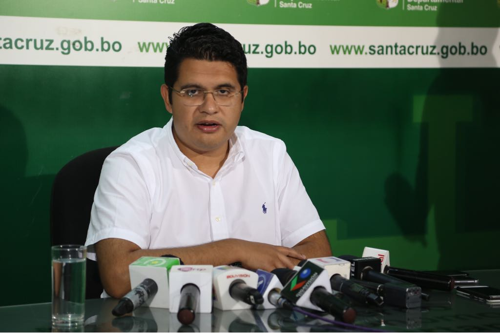 Santa Cruz espera el descongelamiento inmediato de la regalías de Incahuasi