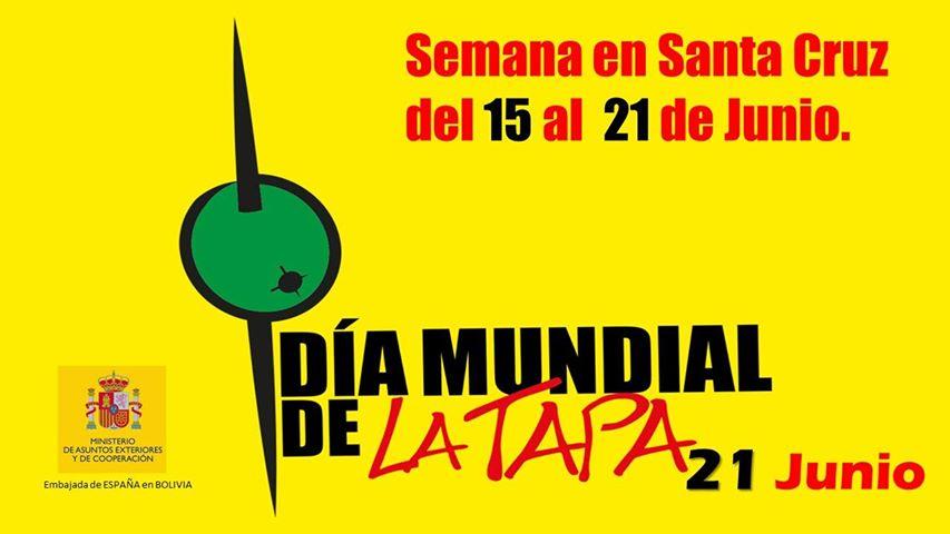 Presentan  oficialmente  del Día Mundial de la tapa y la ruta de la tapa en Bolivia: