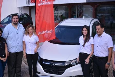 Honda Autobol presenta su nueva sucursal en Santa Cruz
