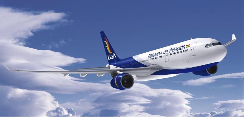 BoA realiza 100 vuelos y transporta al menos 11.000 pasajeros cada día