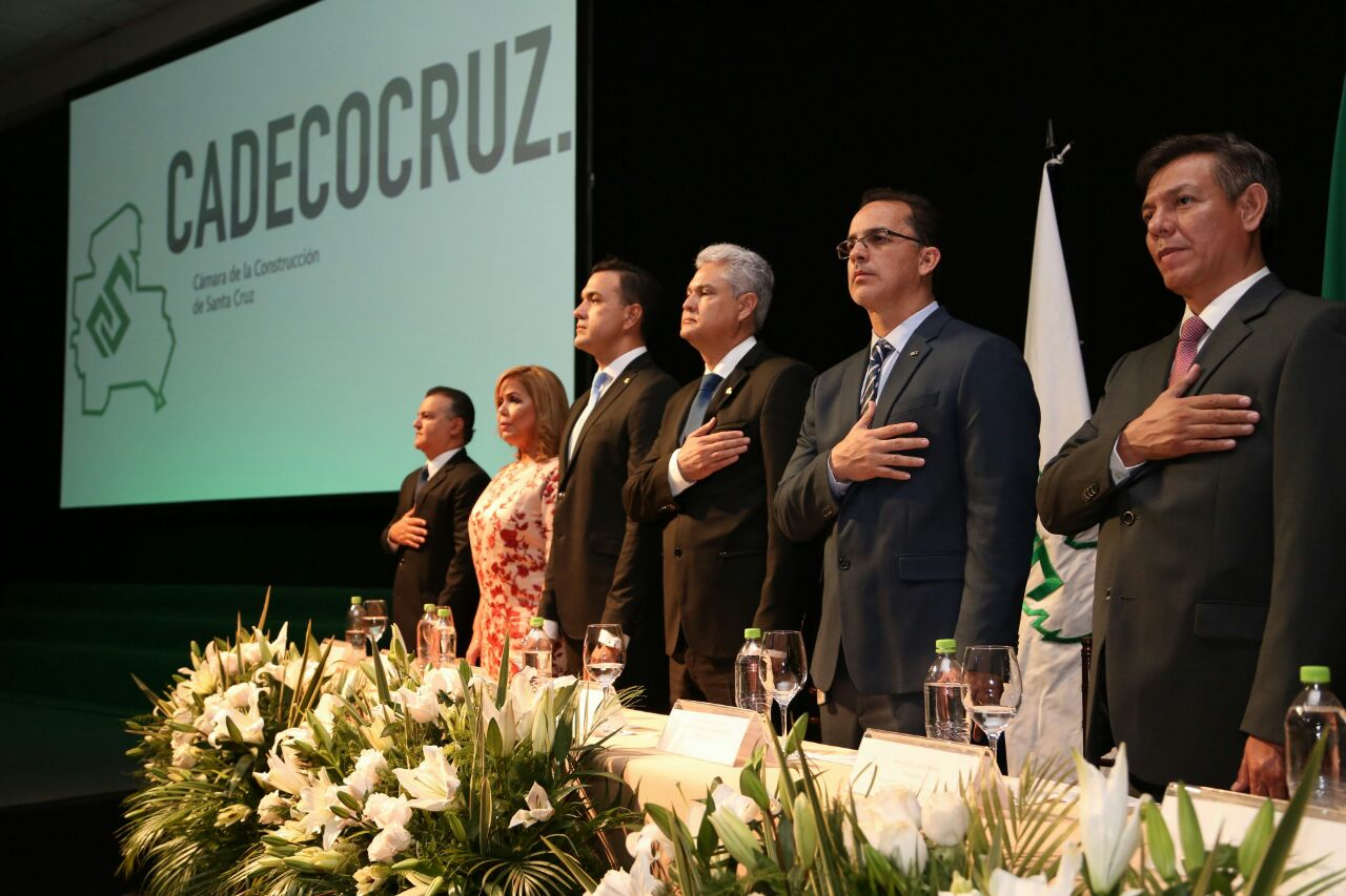 Cadecocruz posesiona nuevo directorio para la gestión 2018 – 2019