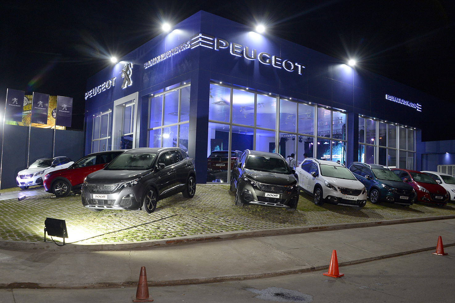 PEUGEOT CONSOLIDA SU PRESENCIA EN EL PAÍS DE LA MANO DE BOLIVIAN AUTO MOTORS