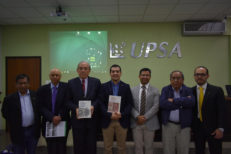 """Presentación en la UPSA del libro """"Un siglo de economía en Bolivia"""""""