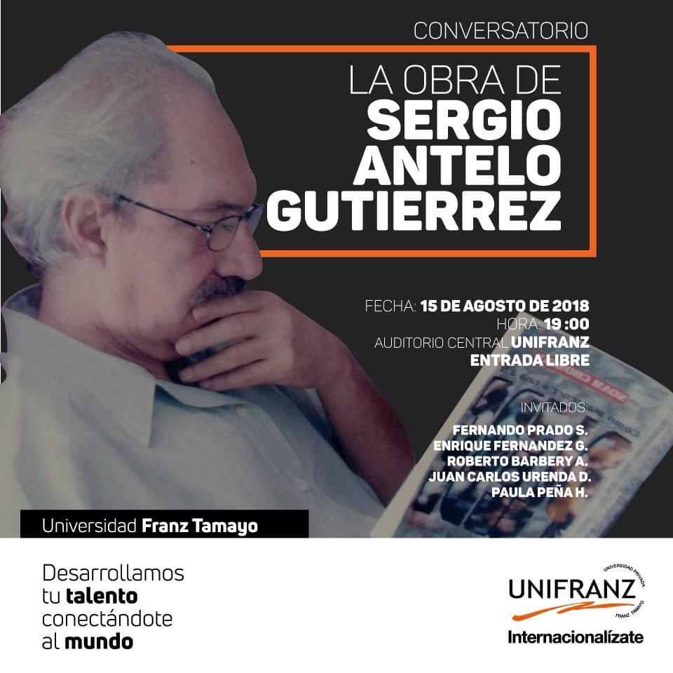Obra de exalcalde de Santa Cruz de la Sierra, se analiza en conversatorio