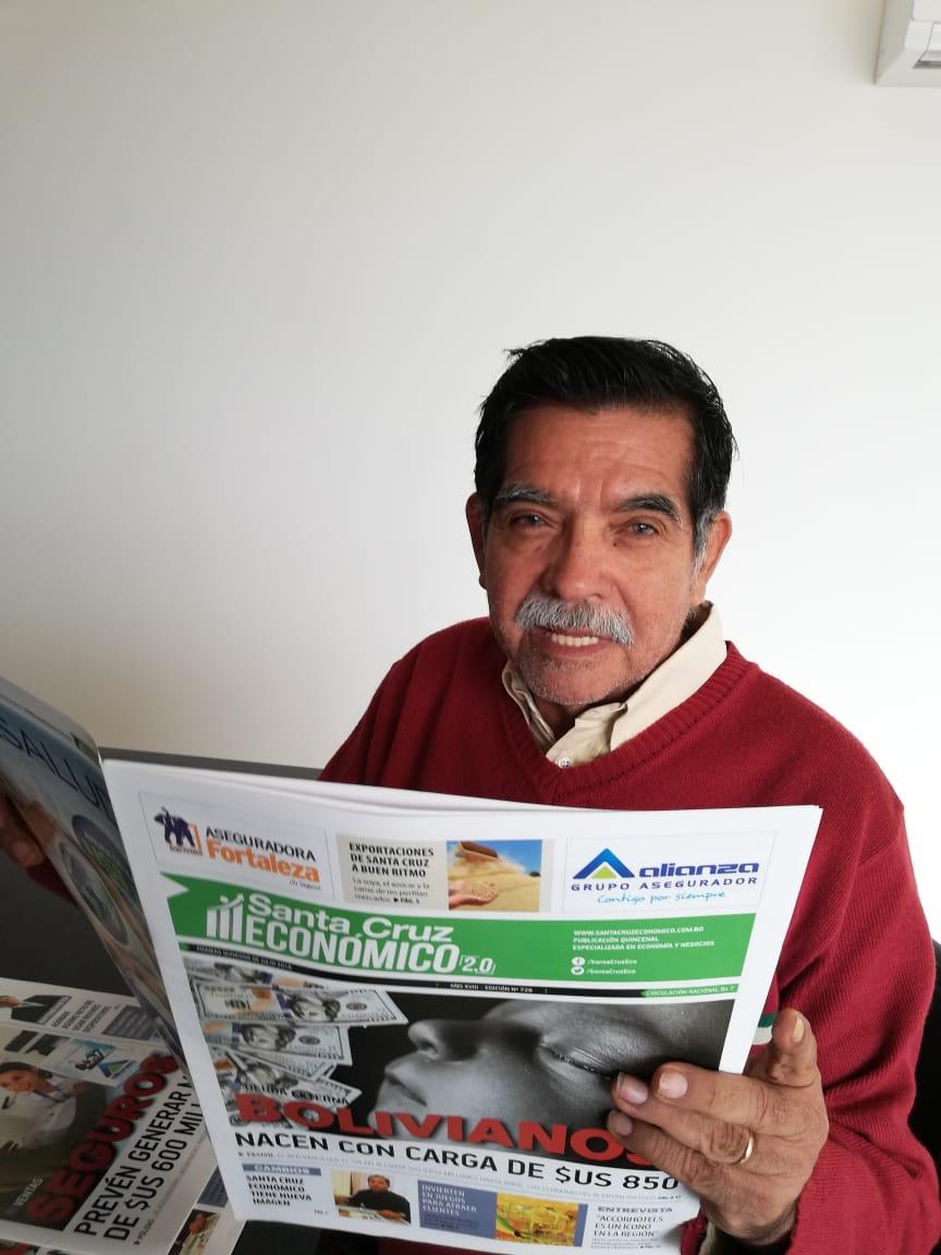 Sólo la empresa privada invirtió en megacampo Incahuasi, no el estado boliviano: exsecretario Padilla
