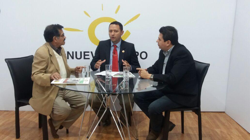 Diputado Dorado analiza tema energético boliviano