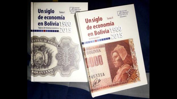 Un siglo de economía en Bolivia:  (1900-2015)