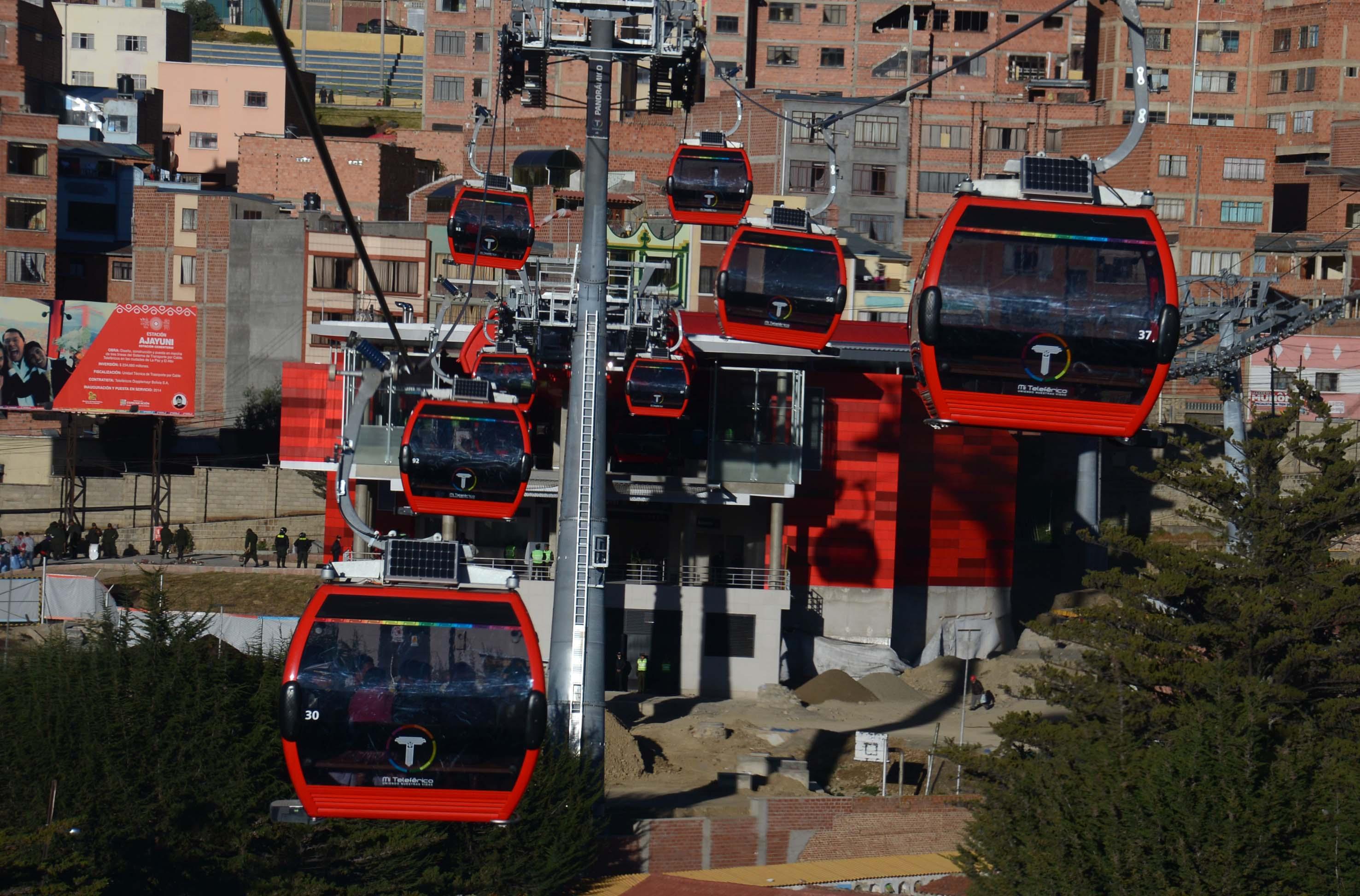 Línea Morada del teleférico obtiene certificación para operar (Dockweiler)