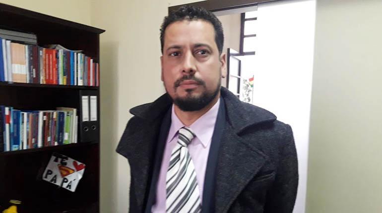 Subprocurador del Estado: muestra logros de su gestión en defensa del patrimonio del estado boliviano
