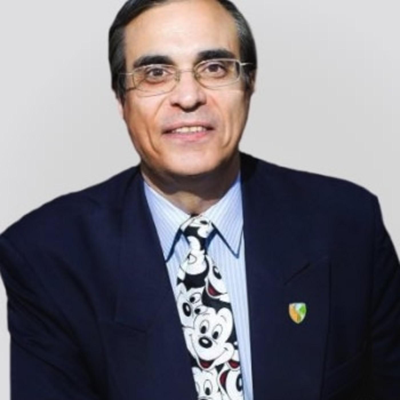 Futurista y transhumanista José Luis Cordeiro en Bolivia