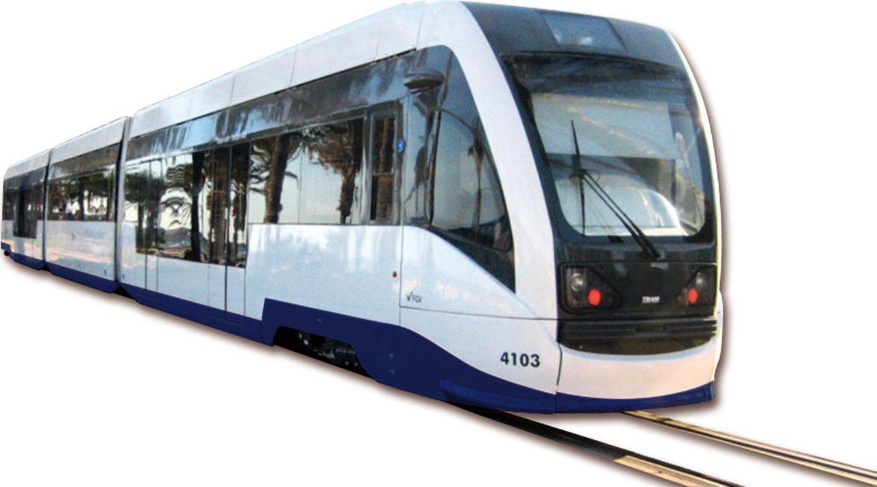 Reportan 10,49% de avance en construcción del tren metropolitano de Cochabamba