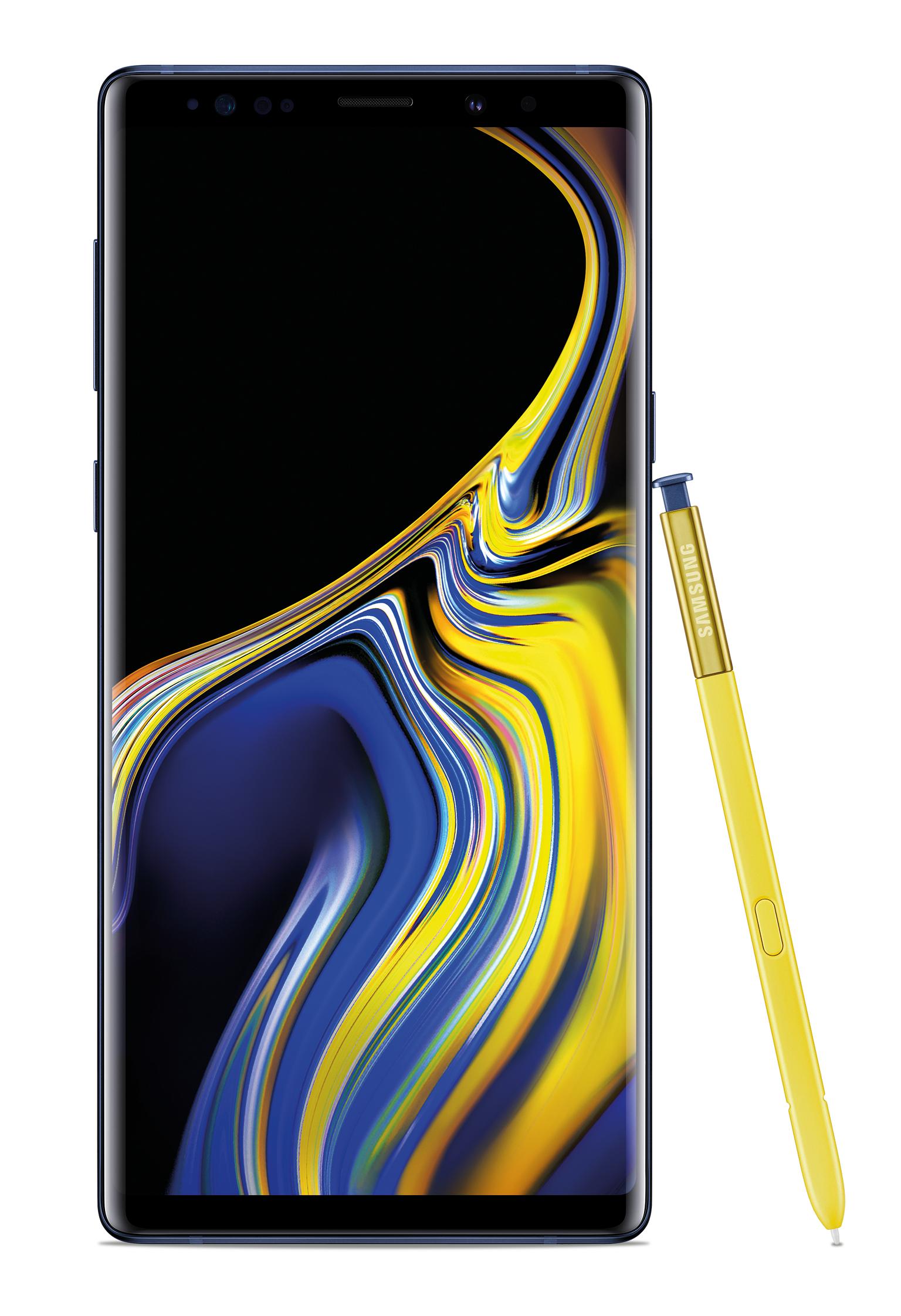 El Galaxy Note9, ya está en Bolivia