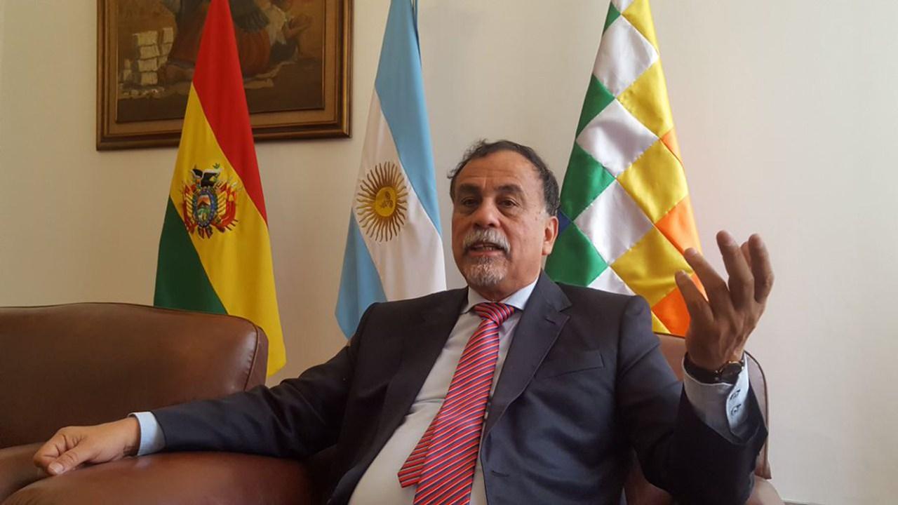 Argentina cubrirá deuda que tiene con Bolivia por compra de gas hasta antes de fin de año (Álvarez)