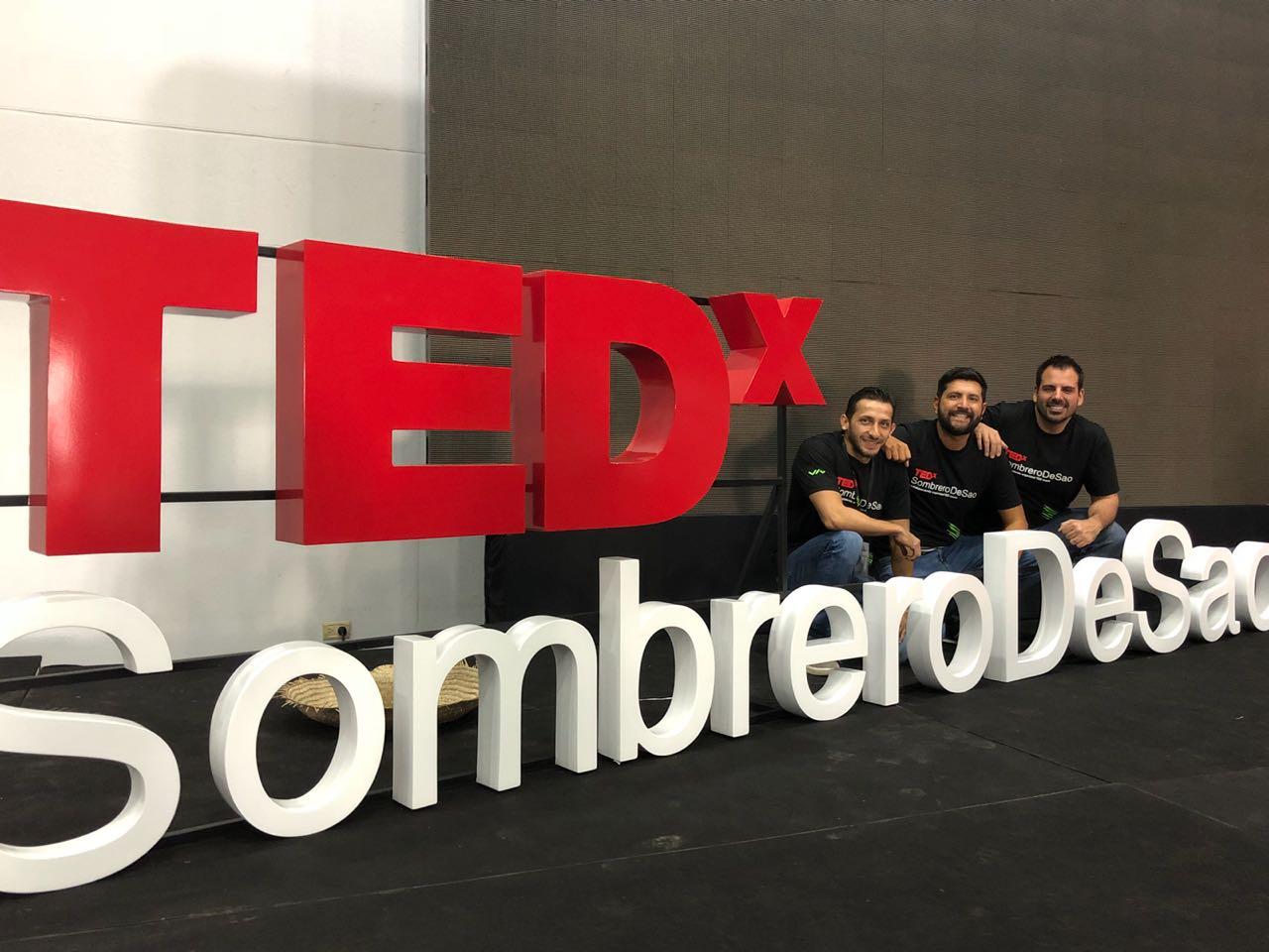 TEDxSombreroDeSao en la UPSA