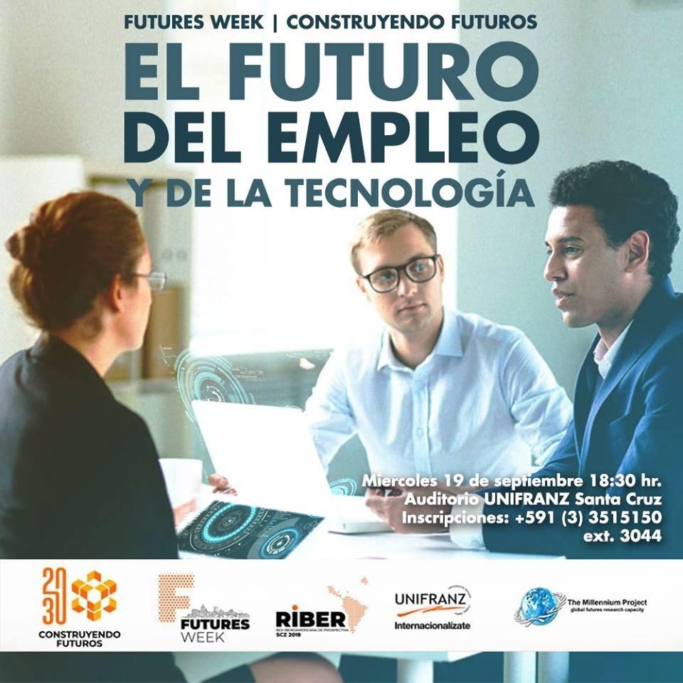 Unifranz participar en la tercera videoconferencia preparatoria del programa 2030 Construyendo Futuros