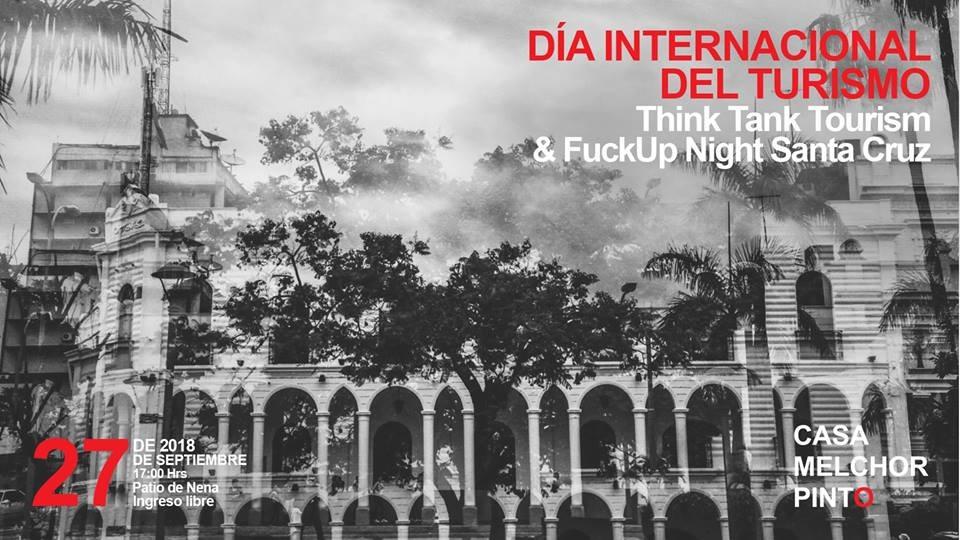 UNIFRANZ y el Instituto de la Mujer & Empresa (IME), y la Casa Melchor Pinto conmemorarán el Día Mundial del Turismo