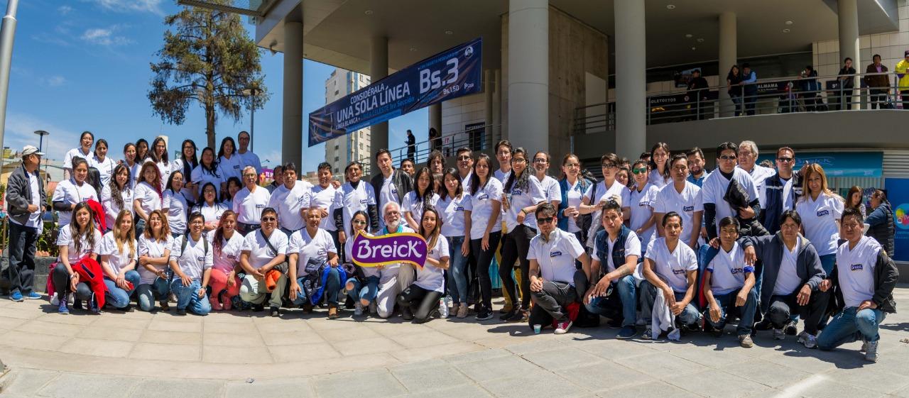 Breick estrena nueva imagen  en el marco de su 40 Aniversario