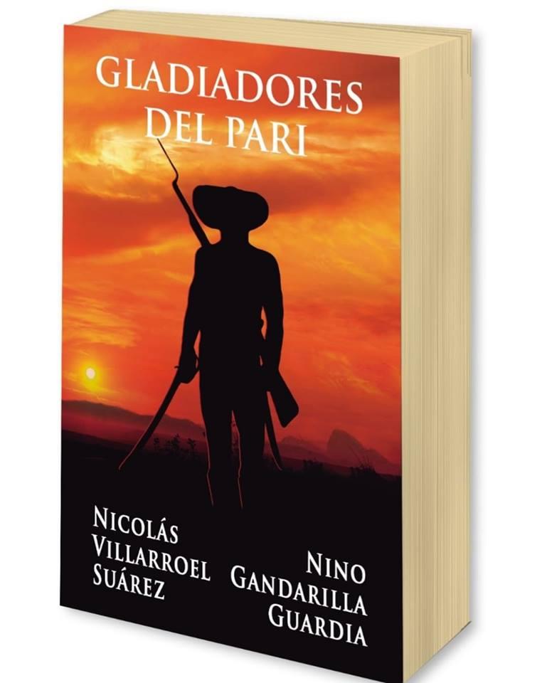 """Libro recomendado por nuestro equipo editorial """"Gladiadores de El Pari"""""""