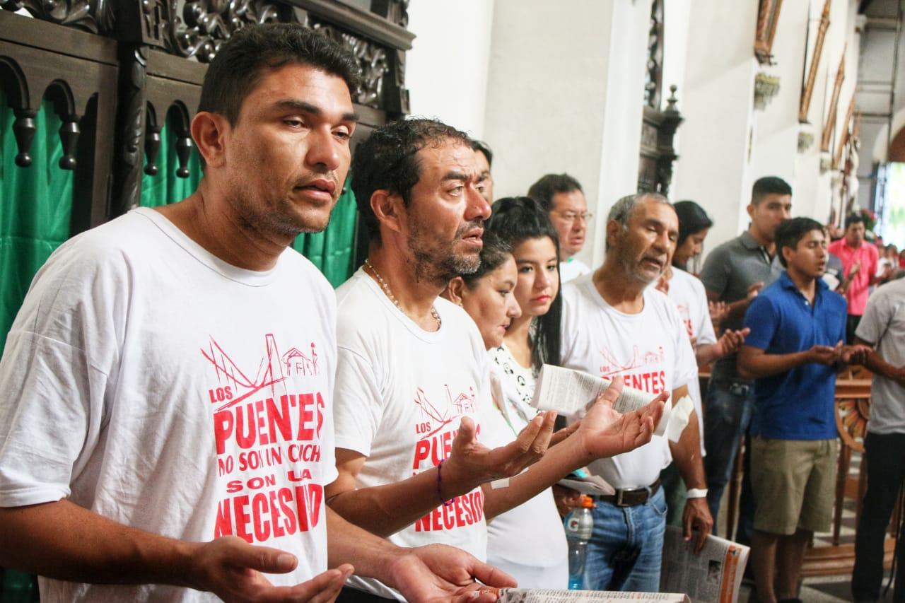 Alcalde de Porongo continúa en huelga en conflicto contra alcalde de Santa Cruz de la Sierra