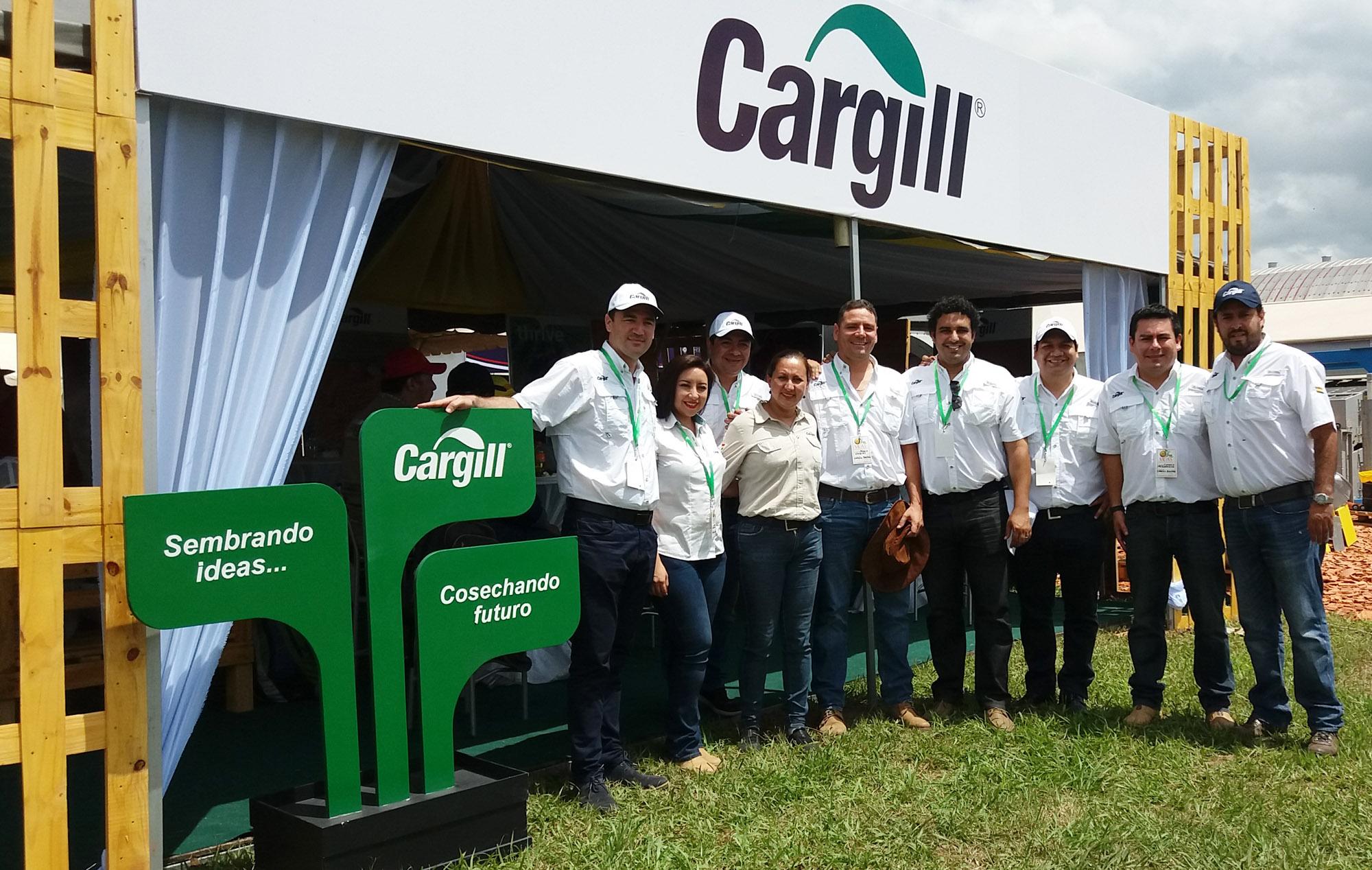 """Cargill estuvo cercano a miles productores en la muestra agrícola """"VIDAS 2018"""""""