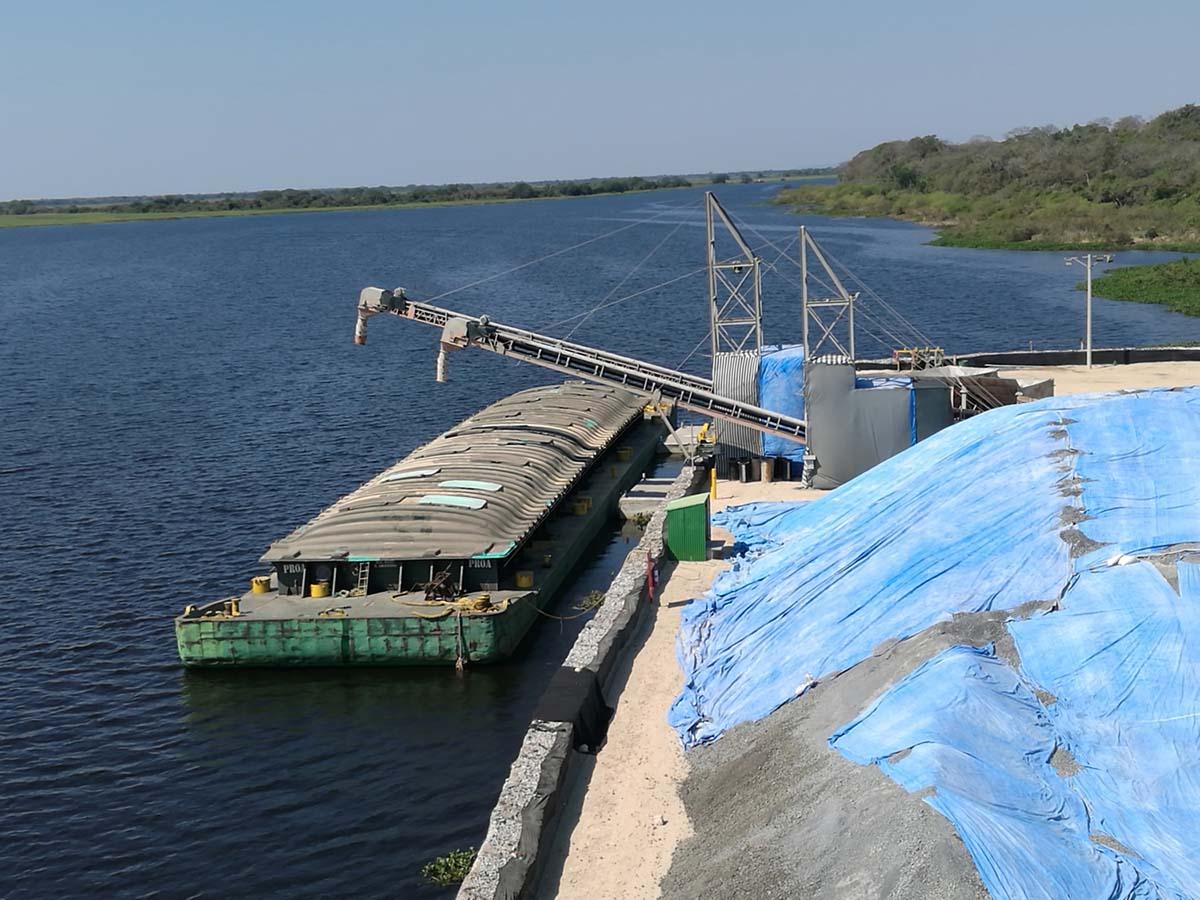 Puerto Jennefer inserta al país en el comercio marítimo mundial
