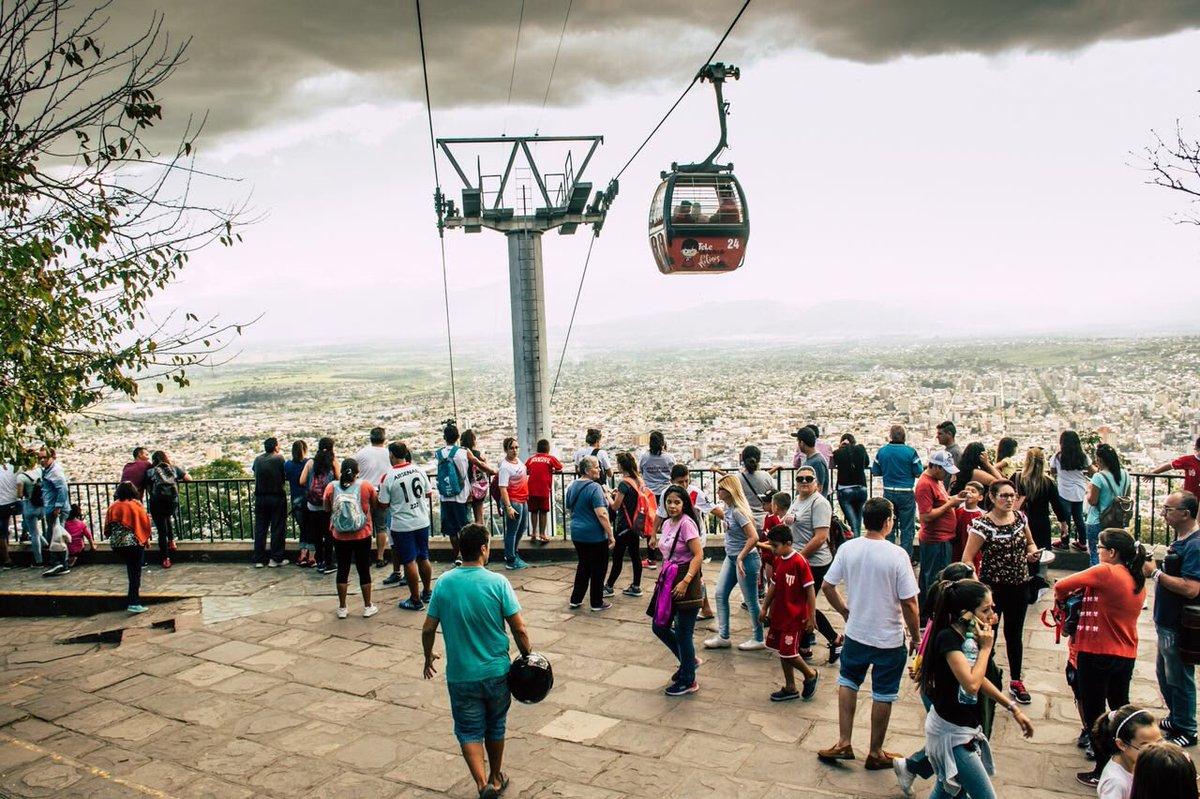 Turistas bolivianos encabezan ranking de visitantes a Salta