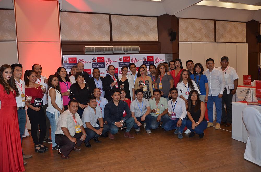 Empresarios peruanos participarán en importante rueda de negocio
