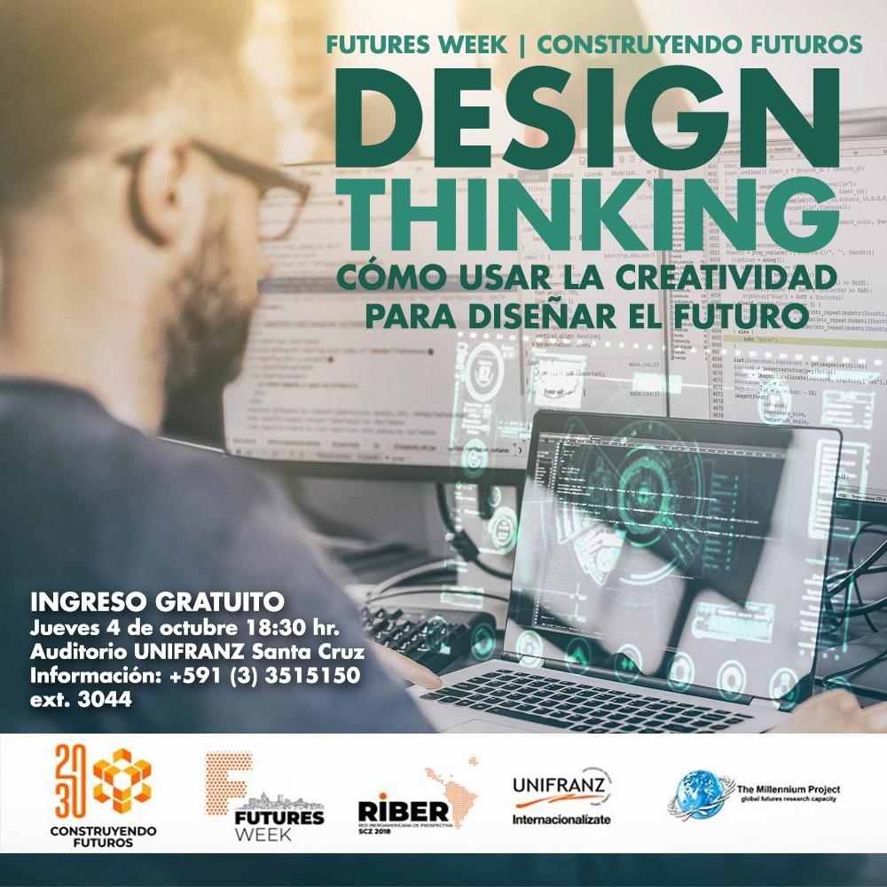 DESIGN THINKING, en Unifranz