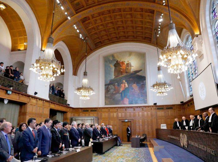 Duro revés de CIJ a estrategia marítima de Bolivia