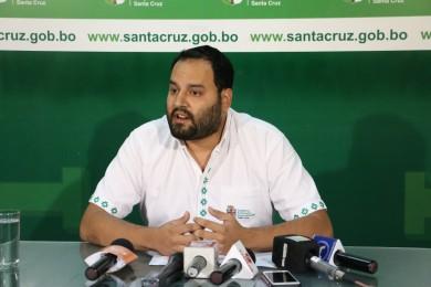 Santa Cruz percibiría recursos de Incahuasi a partir del 2020: secretario Herland Solíz