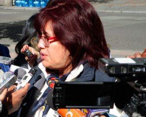 Nueva directora de Autoridad de Supervisión del Sistema Financiero (ASFI) Ivette Espinoza