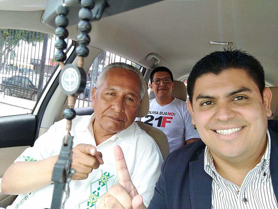 Víctor Hugo Cárdenas: reduciré impuestos y achicaré el gobierno para mejorar la productividad