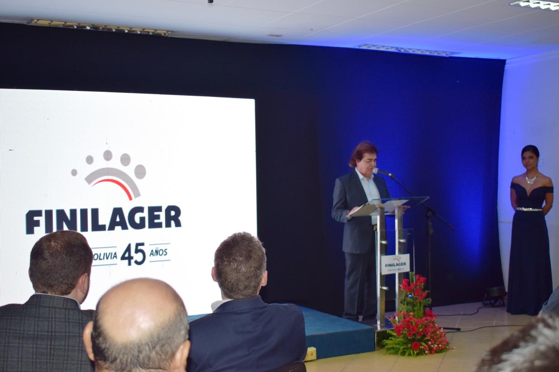45 años: FINILAGER celebra su aniversario y presenta su proyección hasta el 2021