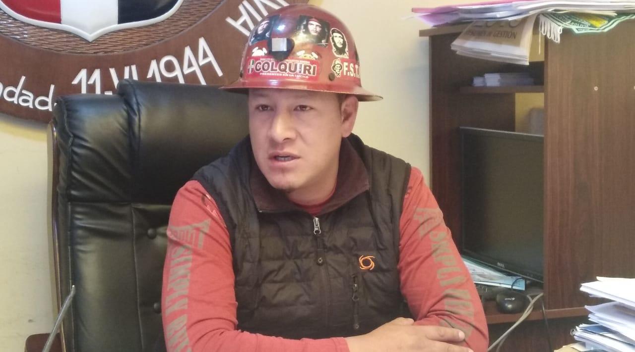 Mineros rechazan que se cambie la forma de pago del segundo aguinaldo