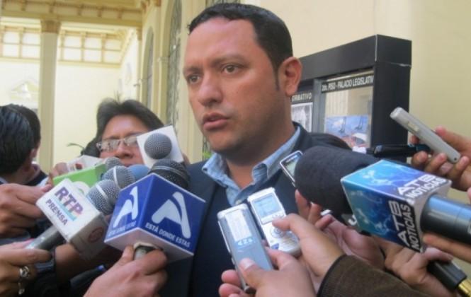Diputado Dorado: hay señal de posible déficit en Bolivia