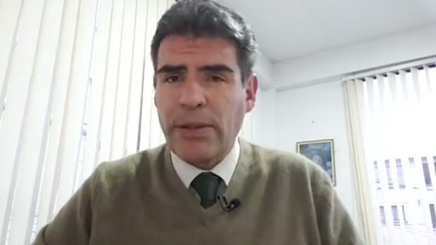 Periodista John Arandia denuncia que fuerzas de seguridad del estado espían a periodistas