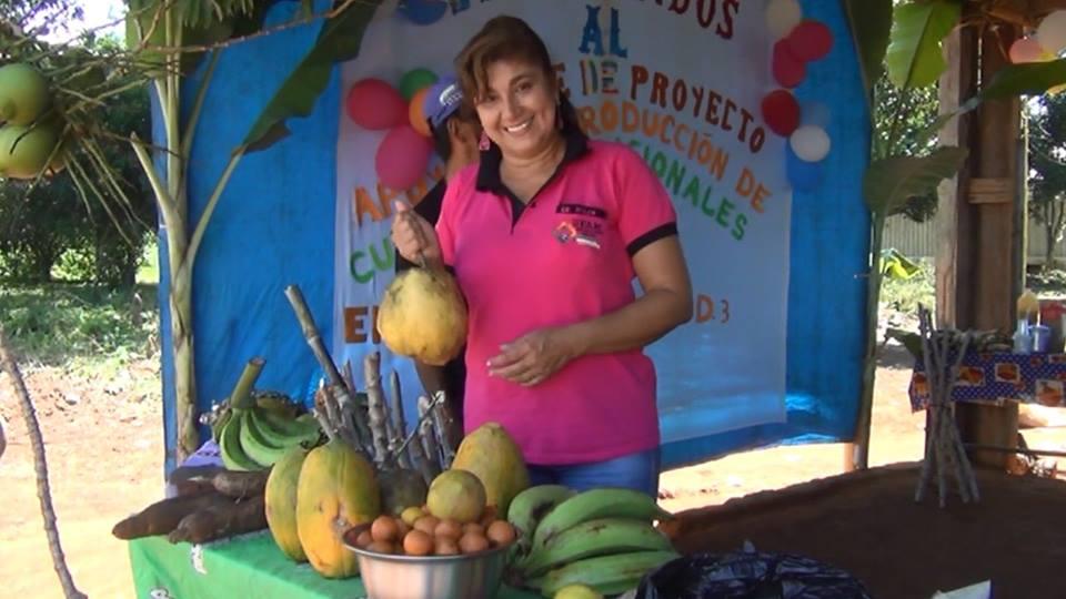 Alcaldesa de Guayaramerín concretó 180 hectáreas de sistemas agroforestales en comunidades sobre márgenes del río Mamoré