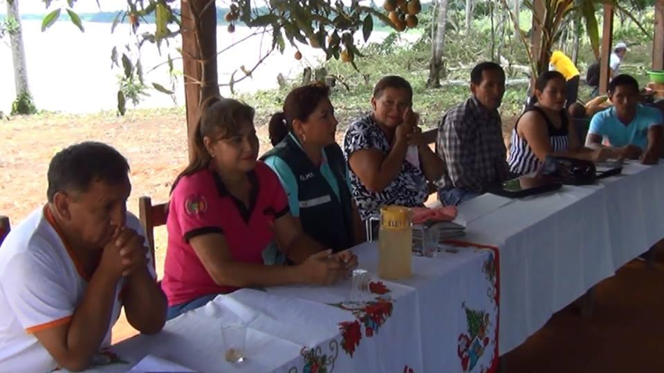 Alcaldesa Helen Gorayeb presenta nuevo gabinete en Municipio de Guayaramerín