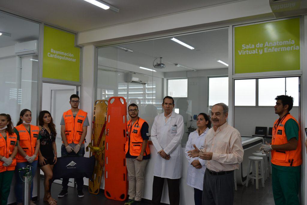 Universidad privada UNIFRANZ invierte en moderno centro de simulación Clínico-Quirúrgica