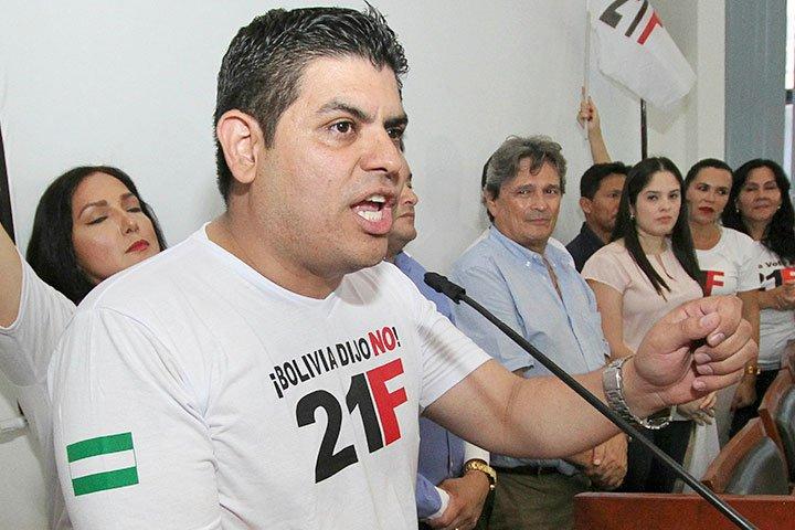 Un país que está bajo régimen socialista no tiene perspectivas de crecimiento económico: candidato vicepresidencial Humberto Peinado