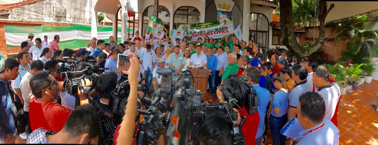 Fernando Cuéllar: ratifica paro general jueves