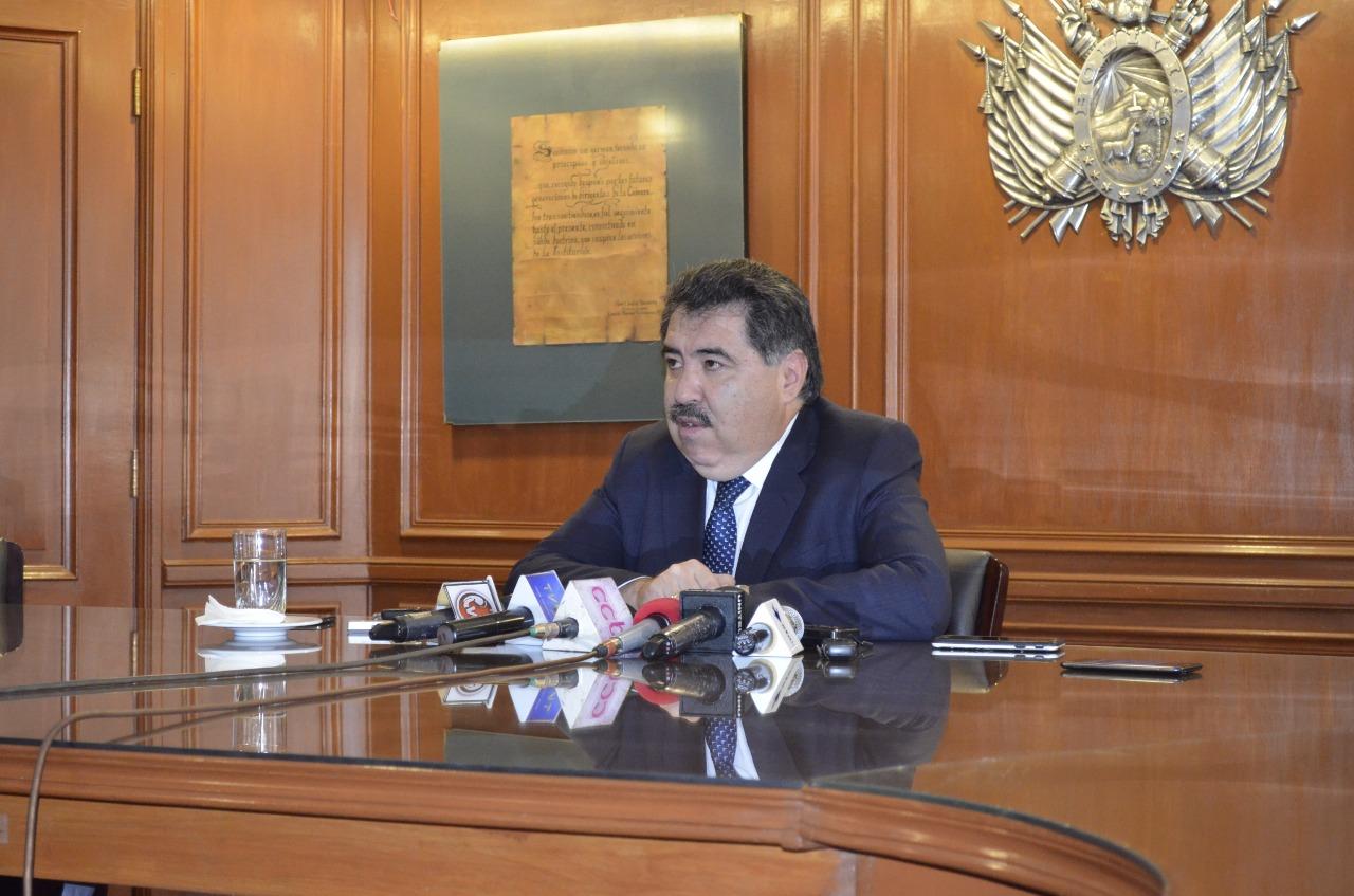 2019: año difícil para Bolivia por caída de ingresos de venta de gas y por la intensa política: Marco Antonio Salinas