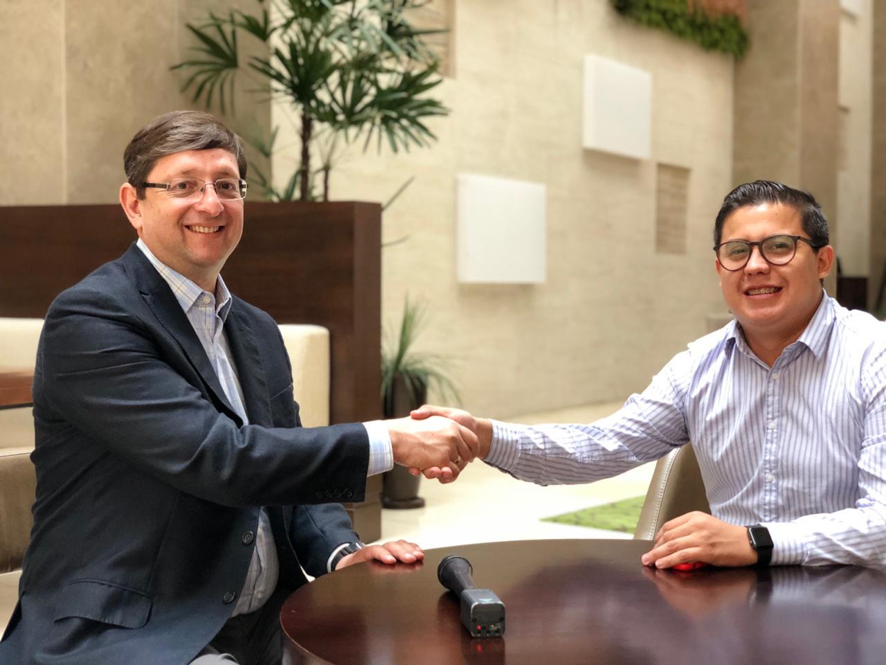 Candidato presidencial Óscar Ortíz y su evaluación económica 2018 y perspectivas 2019