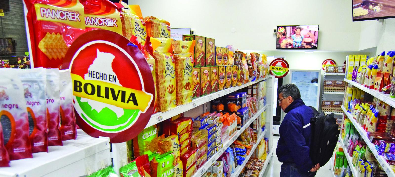 Emapa oferta 3.500 productos nacionales para el pago del 15% del segundo aguinaldo: Rojas