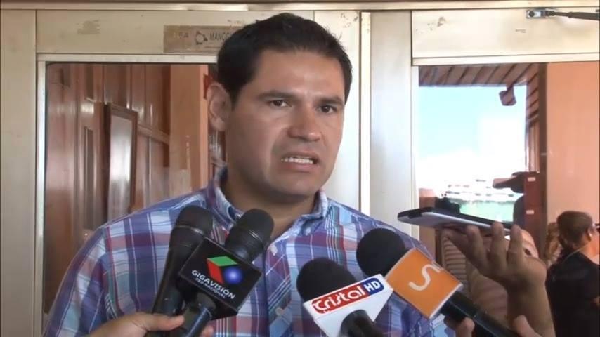 """Sobre el Mutún: Martínez: """"Se continuará con la fiscalización para que se haga realidad este sueño"""""""