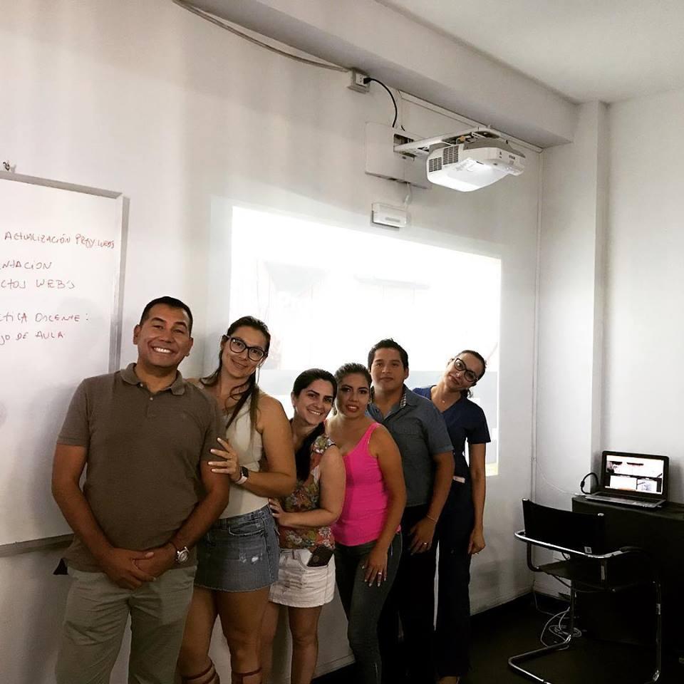 Universidad privada UNIFRANZ: nuevos docentes 2.0