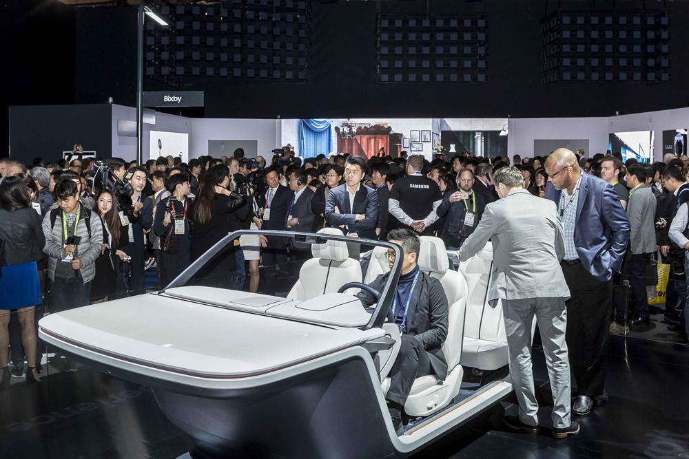CES 2019: 5 cosas que no puede dejar de ver en 'Samsung City'