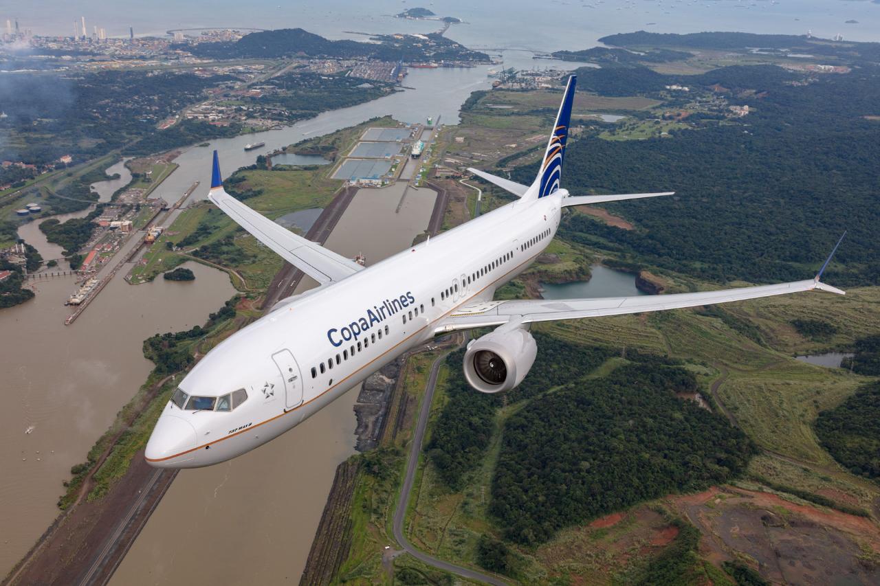 Copa Airlines, la aerolínea más puntual del mundo