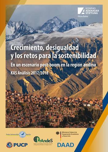 """Nueva publicación: """"Crecimiento, Desigualdad y los Retos de la Sostenibilidad"""", editado por Gerardo Damonte, Bettina Schorr e Iván Velásquez"""